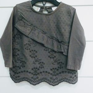 Zara Baby Gray Shirt